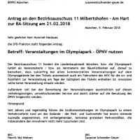 Antrag MVV Veranstaltungsticket