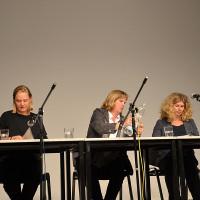 Simone Burger, Frau Keßler und Ruth Waldmann